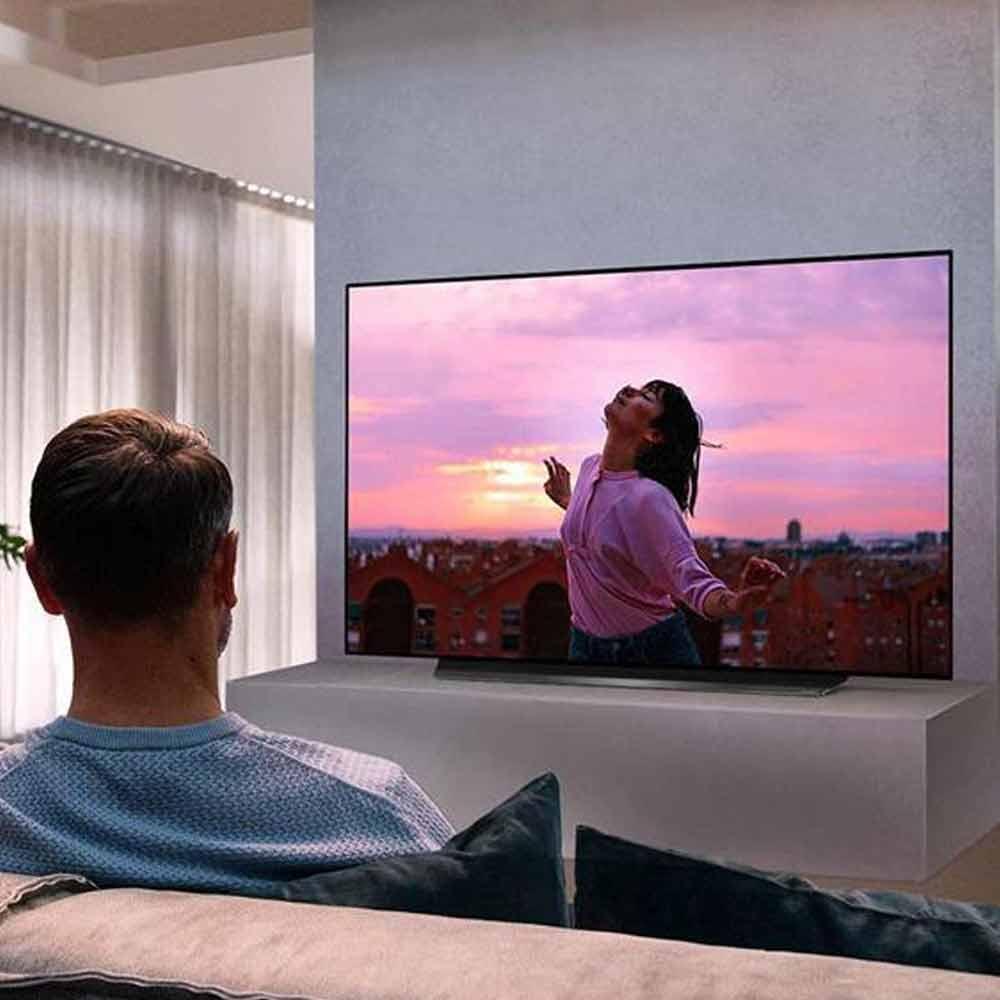 Smart TV LG OLED da 55 pollici Ultra HD 4K DVB-T2 WebOS Wi-Fi LAN OLED55CX foto 6