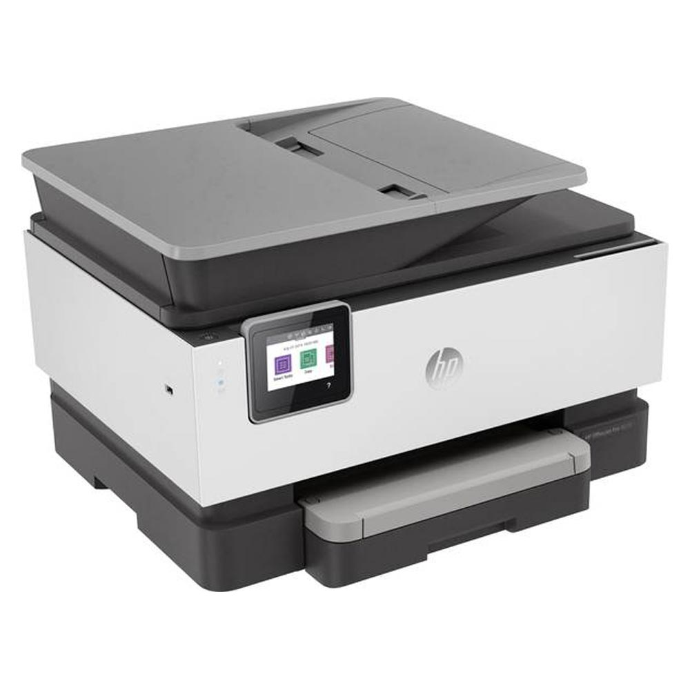 Stampante All-in-One HP OfficeJet PRO 9010 inkjet fronte-retro Wi-Fi LAN foto 3