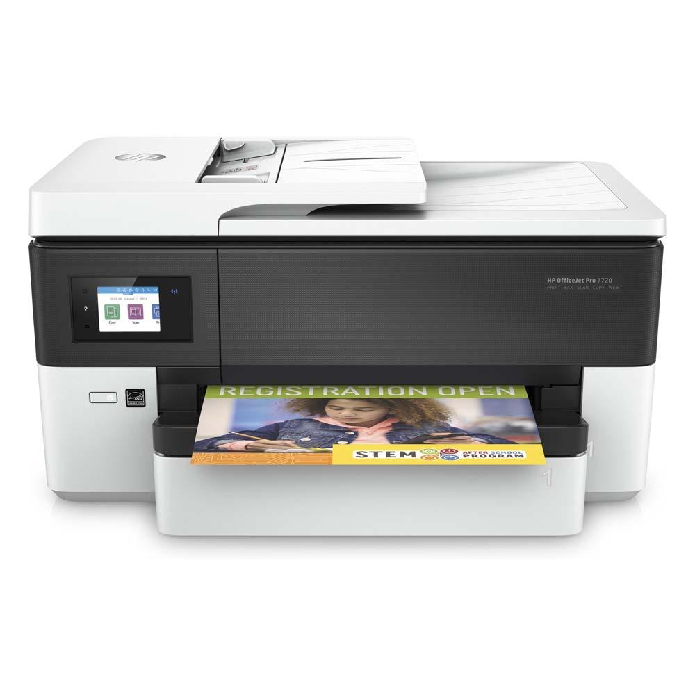 Stampante hp officejet pro 7720 multifunzione inkjet fronte-retro formato a3-a4