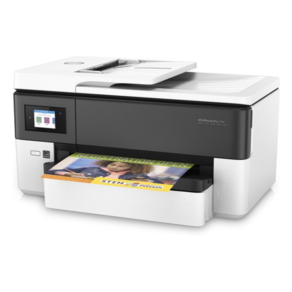 Stampante HP OfficeJet PRO 7720 multifunzione inkjet fronte-retro formato A3-A4 foto 3