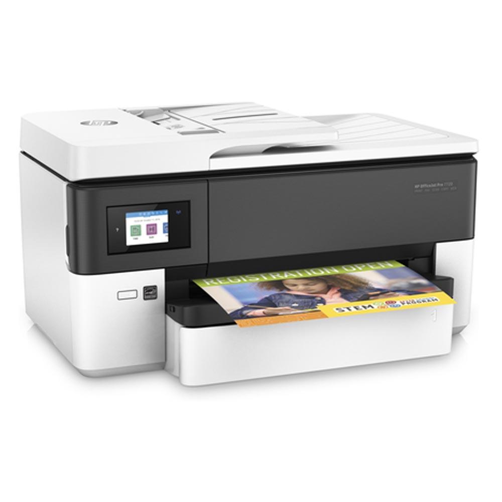 Stampante HP OfficeJet PRO 7720 multifunzione inkjet fronte-retro formato A3-A4 foto 4