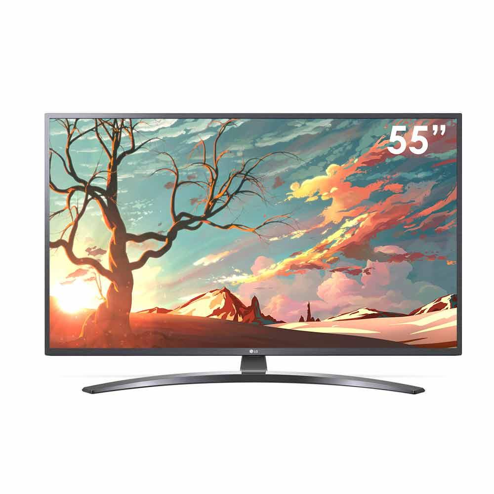 Televisore Smart LG 4K 55 pollici HDMI Wi-Fi LAN Bluetooth con Miracast WebOS foto 2