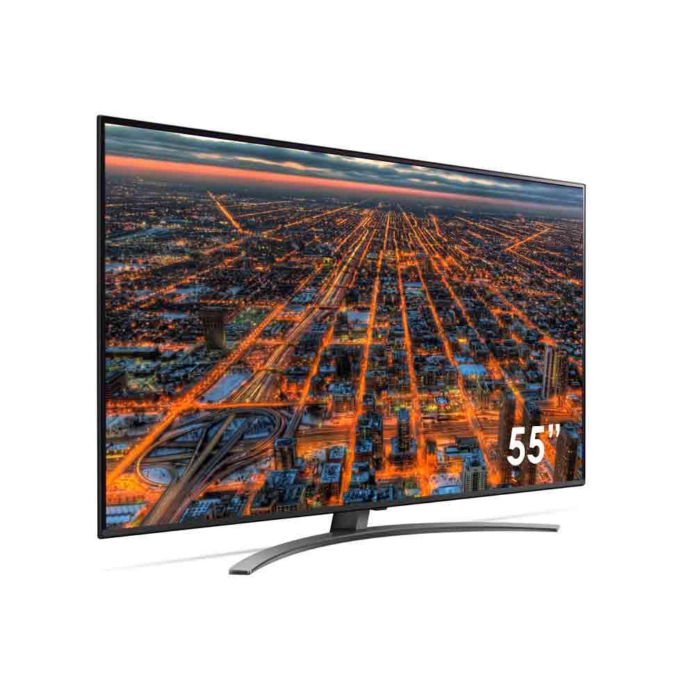 Televisore Smart LG Nanocell 55 pollici 4K Ultra HD Wi-Fi LAN DVB-T2 55NANO813NA foto 4