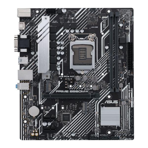MB LGA1200 PRIME B560M-K (mATX) ROCKET L