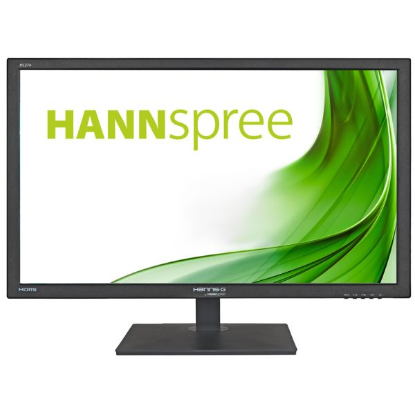 MON 27LED MM VGA HDMI DVI VESA HANNSPREE HL274HPB 16:9 1000:1 5MS