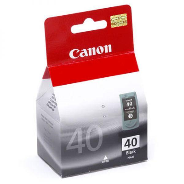 INK CANON PG-40 NERO IP1600/2200 PER PIXMA IP 1200/1600/1700/2200