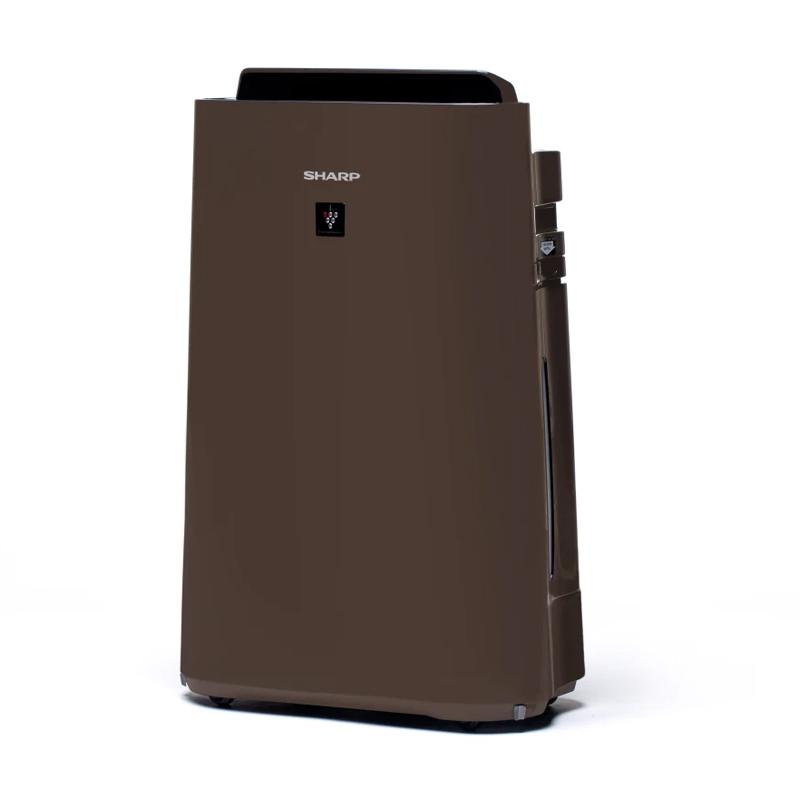 PURIFICATORE D\'\'ARIA SHARP UA-HD40E-T TORTORA - Hepa Filter PlasmaCluster 216 M3/H UMIDIFICATORE 440 ML/H