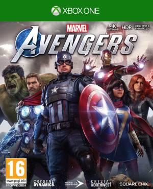 XBOX ONE Marvel's Avengers EU