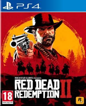 Ps4 red dead redemption 2 eu