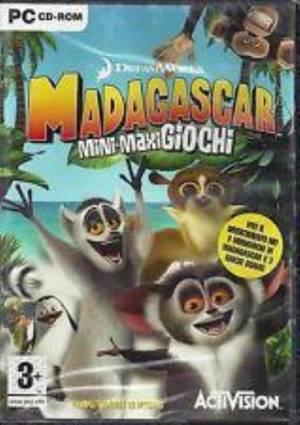 Pc madagascar mini-maxi giochi.