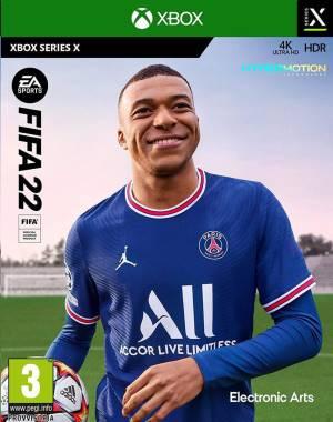 Xbox serie x fifa 22 eu