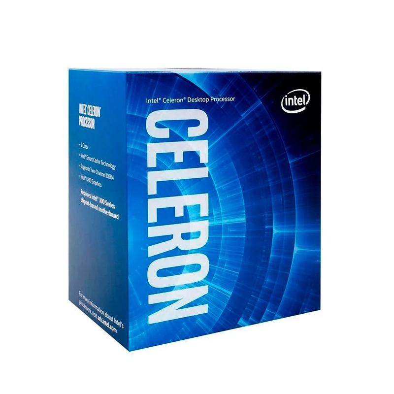 CPU INTEL CELERON G5905 - BOX 3.5GHZ 4MB SOCKET 1200 COMET LAKE foto 2