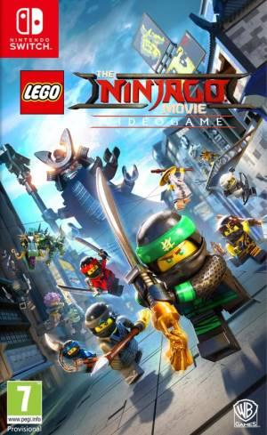 Switch lego ninjago il film videogame
