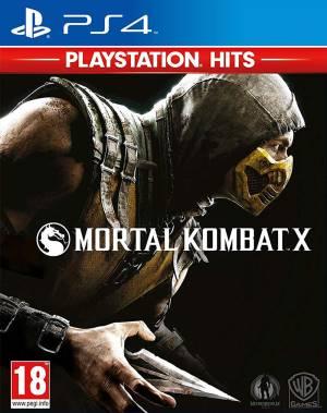 PS4 Mortal Kombat X - PS Hits