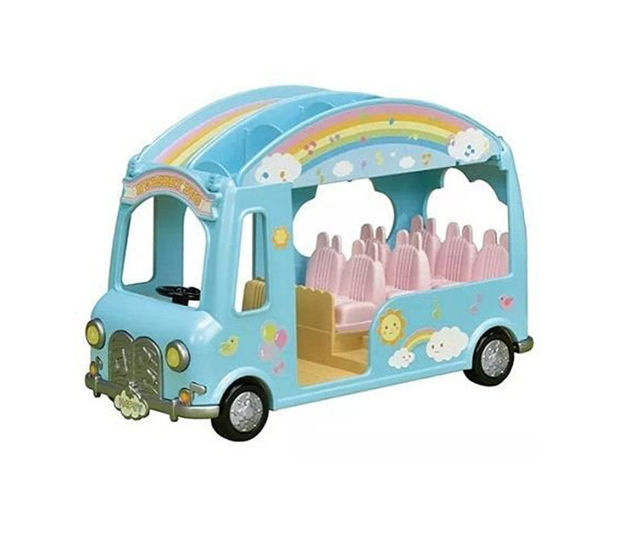 5317 Sunshine Nursery Bus