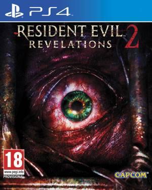 Ps4 resident evil revelations 2 eu