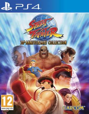 Ps4 street fighter 30th anniversary edition eu