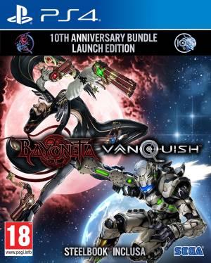 PS4 Bayonetta  Vanquish 10th Anniversary Bundle Launch Ed. EU foto 2