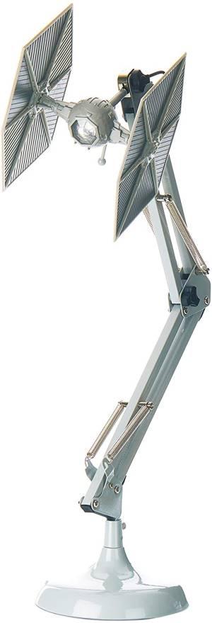 Paladone lampada da scrivania  star wars - tie fighter v2