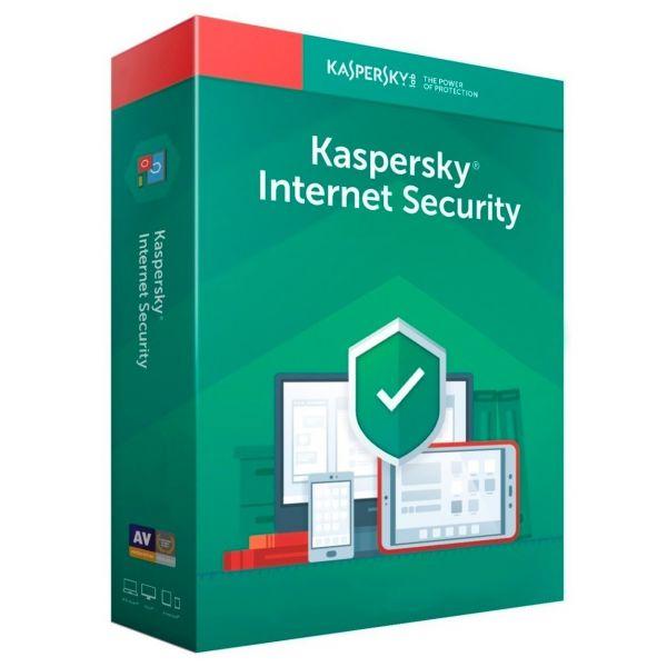 INTERNET SECURITY PRO KASPERSKY - 3USER