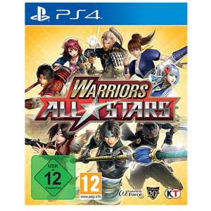 Ps4 warriors all-stars eu