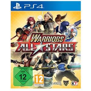 PS4 Warriors All-Stars EU foto 2
