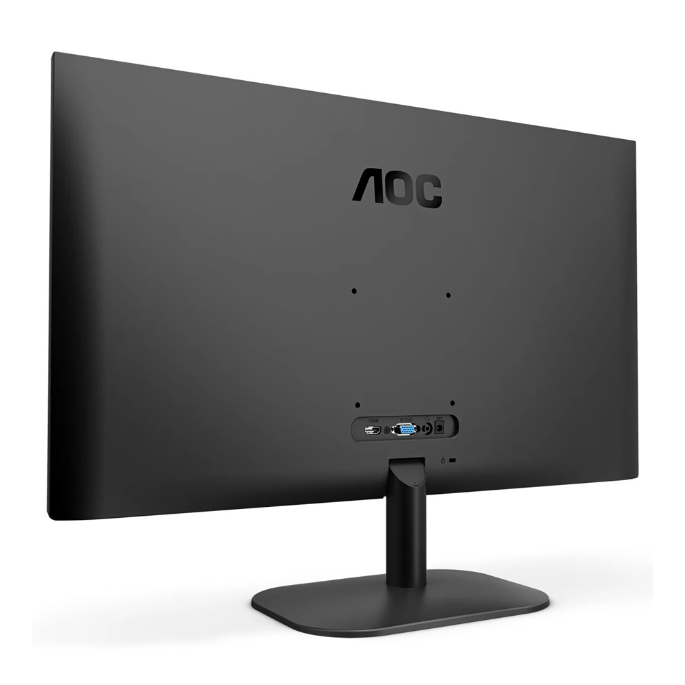 Monitor AOC 24B2XH 23,8 pollici IPS FullHD VGA HDMI 7ms ultra sottile foto 5