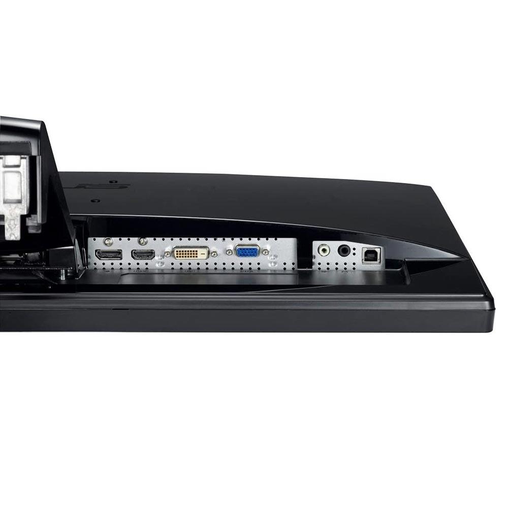 Monitor gaming Asus 27 pollici IPS VGA HDMI D-Port altoparlanti e webcam inclusi foto 5