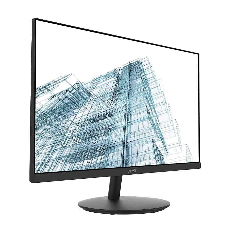 Monitor MSI MP242 da 24 pollici IPS FullHD VGA HDMI 5ms altoparlanti incorporati foto 3