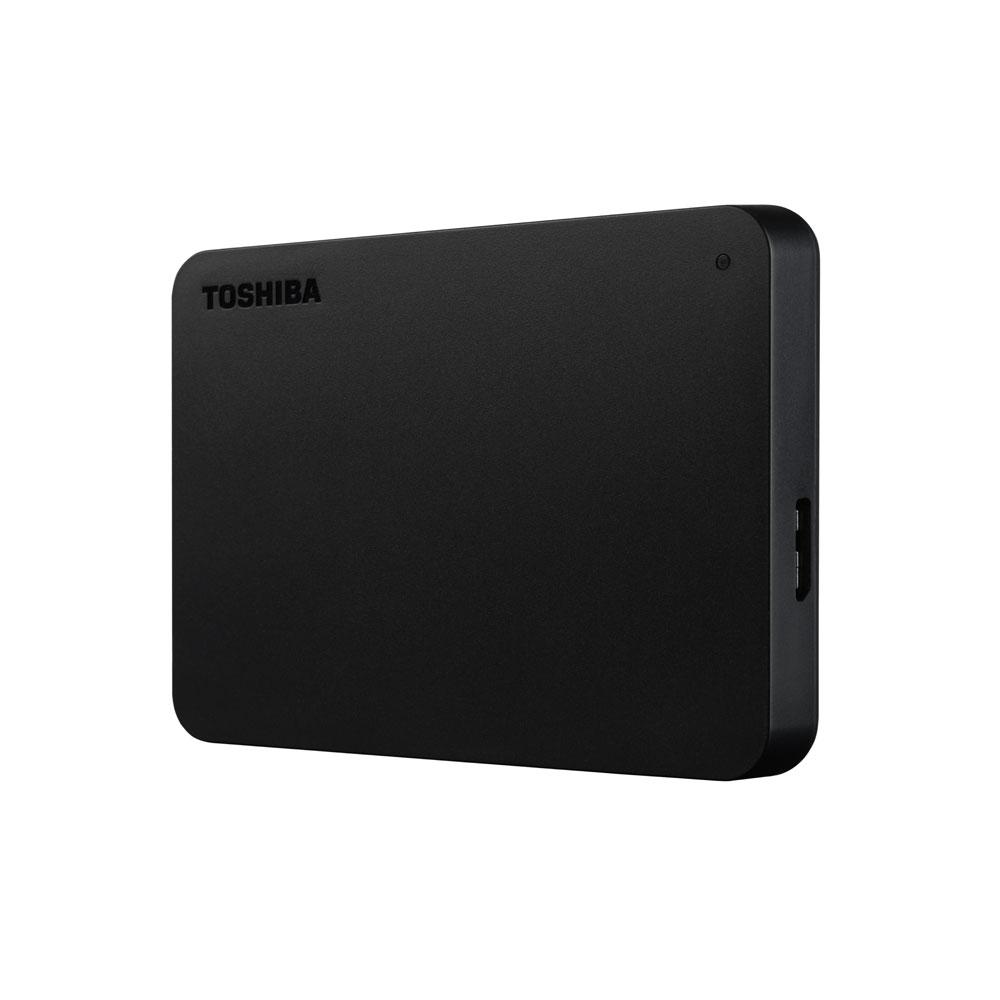 Hard Disk Portatile Toshiba da 2 TB Esterno USB 3.0 Canvio Basics foto 4