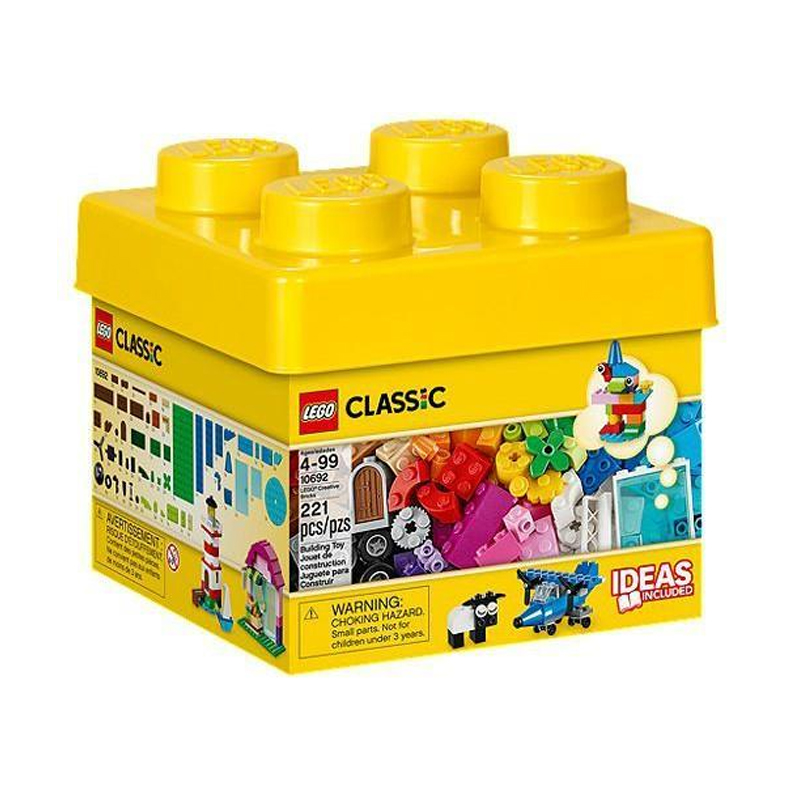 LEGO CLASSIC 10692 - MATTONCINI CREATIVI foto 2