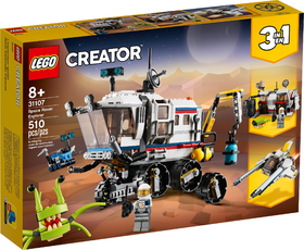 31107 CREATOR Il Rover di esplorazione Spaziale