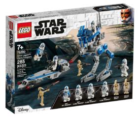 75280 STAR WARS Clone Trooper della Legione 501 foto 2
