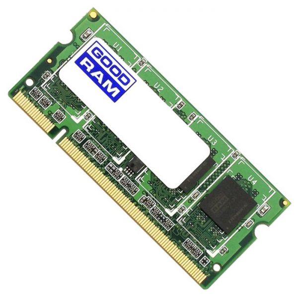 DDR3 8GB 1600 MHZ SO-DIMM CL11 GOODRAM PC3-12800