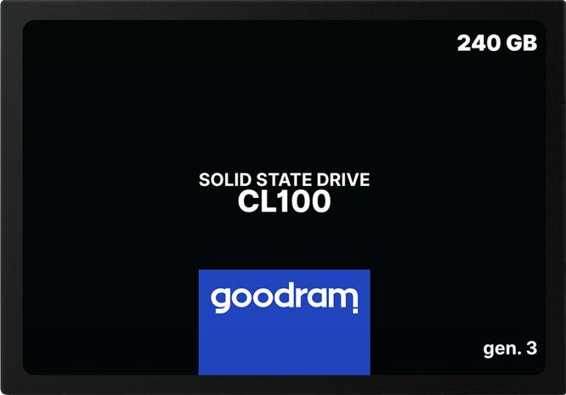 SSD 2,5 240GB SATA III GOODRAM