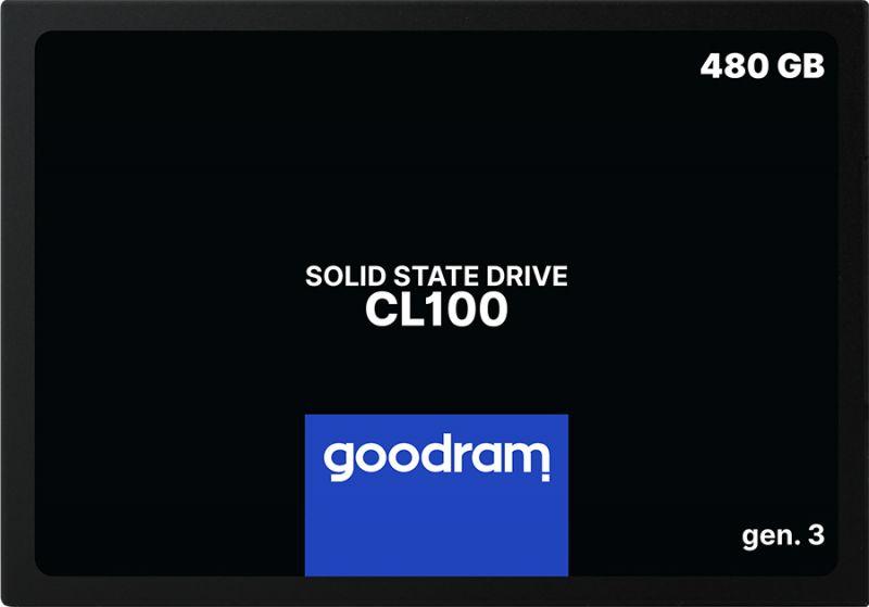 SSD 2,5 480GB SATA III GOODRAM foto 2