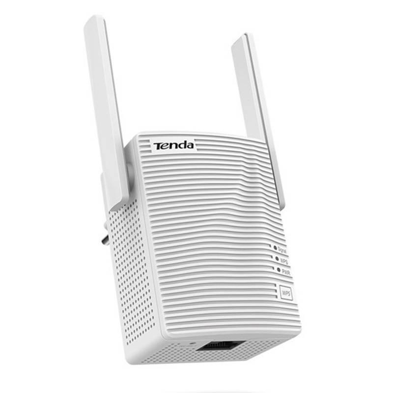 RANGE EXTENDER TENDA A301 300Mbps WIRELESS + LAN - ANTENNE ESTERNE FISSE 2dB