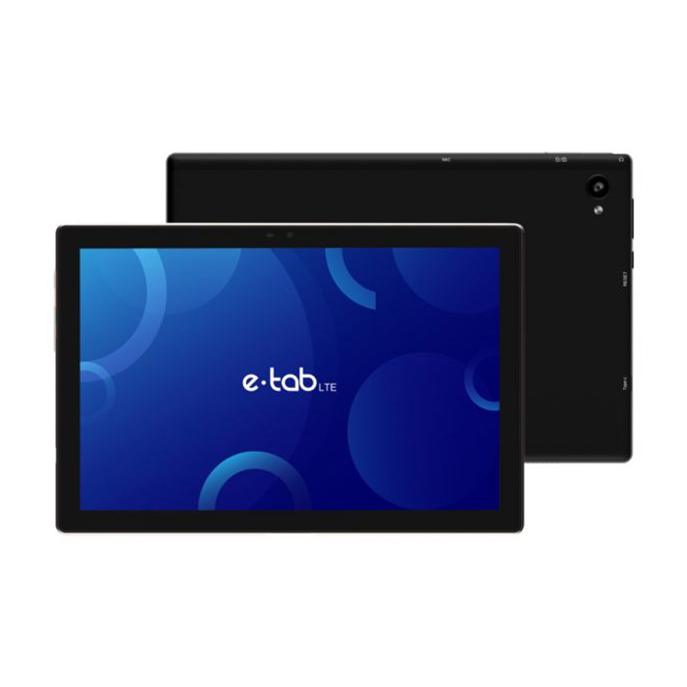 Tablet Microtech E-Tab LTE Wi-Fi Android 10.1 4gb RAM eMMC 64gb schermo IPS FHD  foto 2