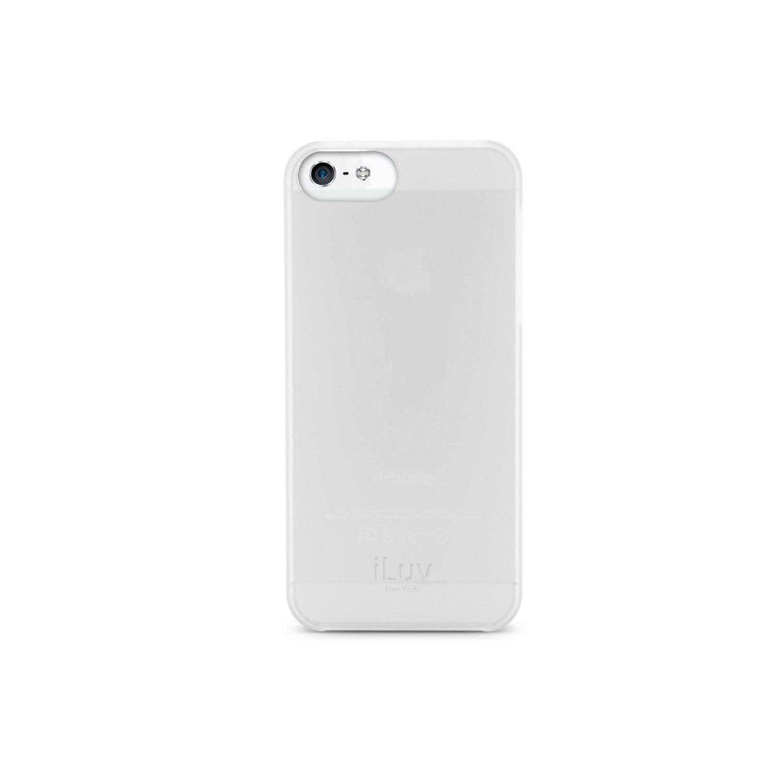 COVER ILUV OVERLAY WHITE ICA7H305WHT PER IPHONE 5 - 5S - SE foto 2