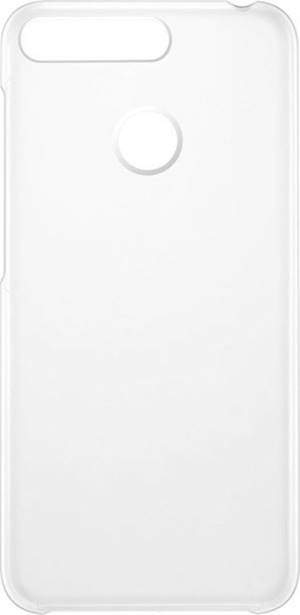 Huawei pc back cover y5(2018) transparent