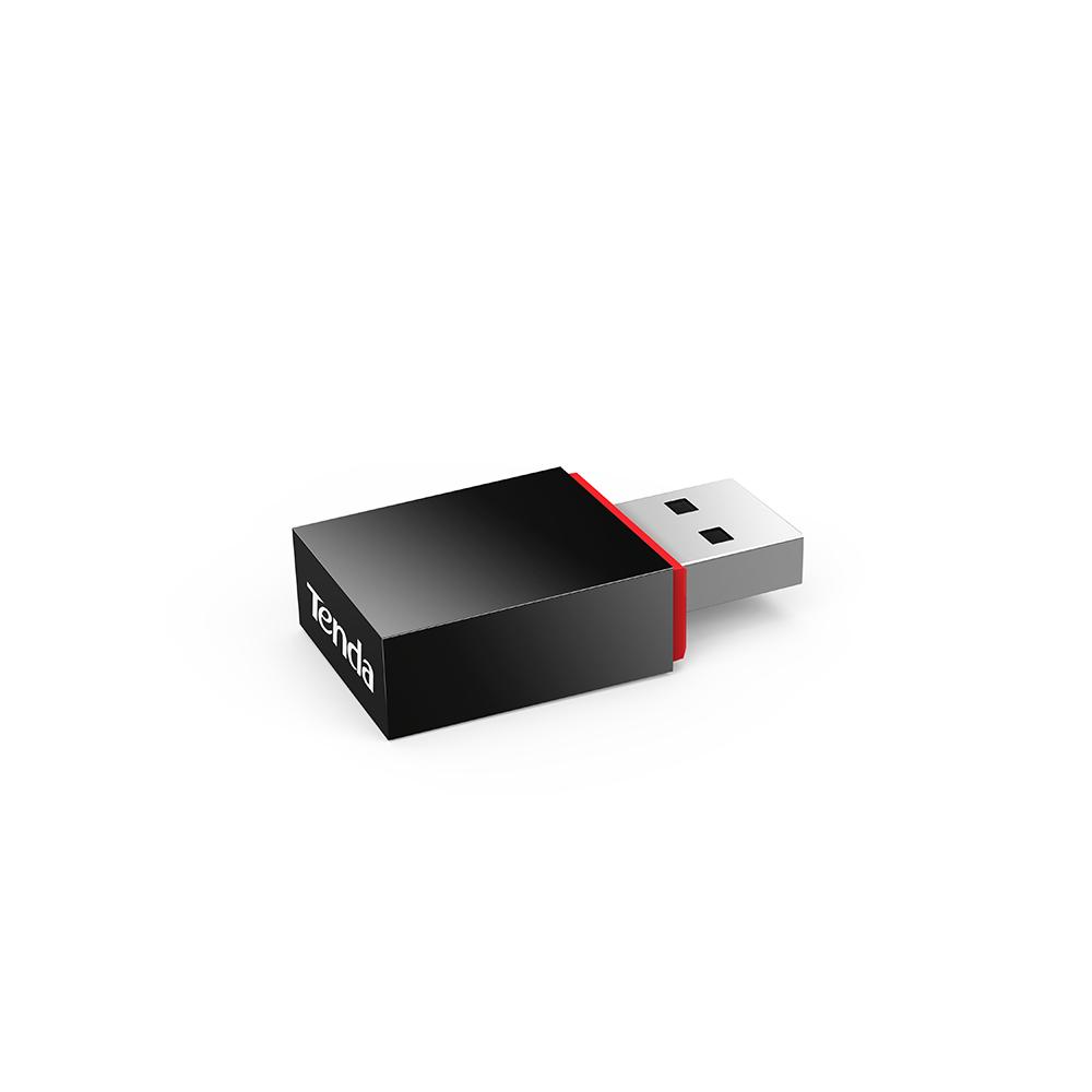 ADATTATORE TENDA U3 - USB WIRELESS 300MBPS - TECNOLOGIA MIMO foto 2