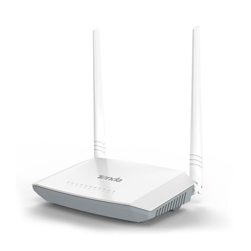 ROUTER TENDA ADSL V300 - WIRELESS VDSL2 FIBRA