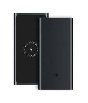 Xiaomi mi wireless power bank essential 10000 mah black