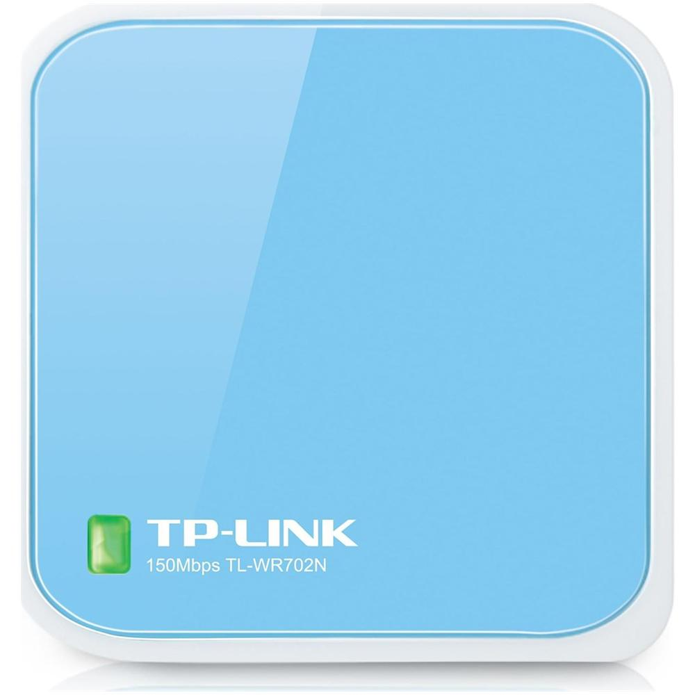 ROUTER TP-LINK TL-WR802N - NANO WIRELESS 300Mbps