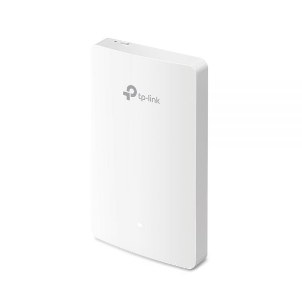 ACCESS POINT 867MBPS AC1200 WALL PLATE DUAL BAND 4P RJ45 ETHERNET foto 2