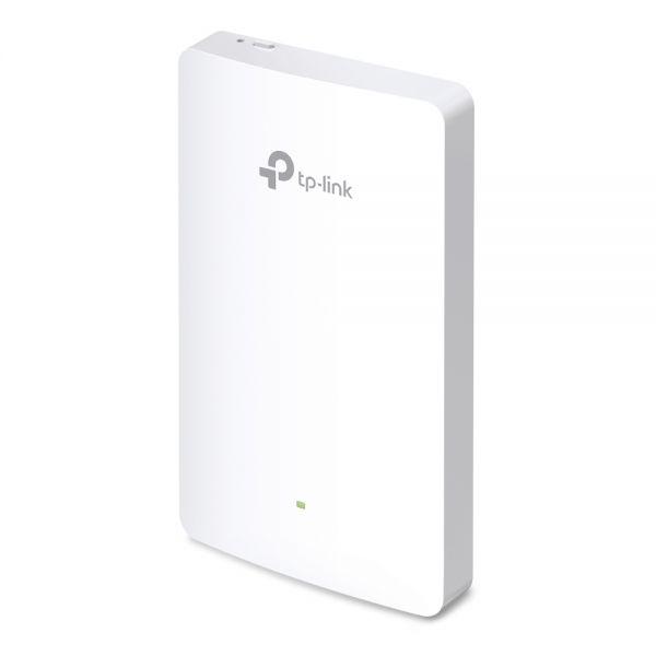 ACCESS POINT 867MBPS AC1200 WALL PLATE DUAL BAND WIFI 4P ETHERNET foto 2