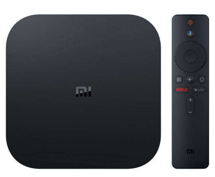 Xiaomi mi tv box s 4k 2+8gb black