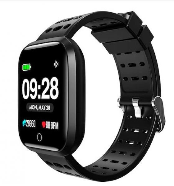 SMARTWATCH 1,33 TOUCH ANDROID/IOS LENOVO IP67 2.5D GLASS CAMERA REMOT foto 2