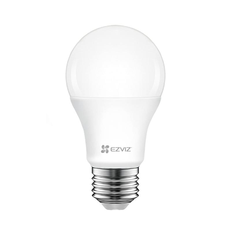 EZVIZ LAMPADINA SMART LB1-WHITE E27 2700�K 806LM 8W - ALEXA E GOOGLE HOME