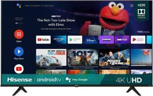 Hisense 50 led 50a6g 4k ultra hd android tv